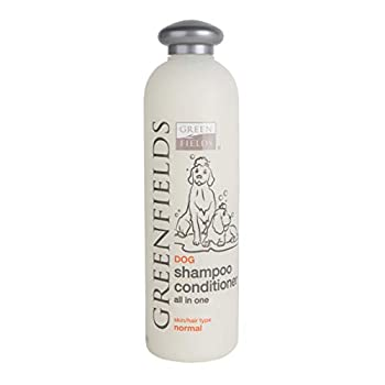 Greenfields Shampooing et Après-Shampooing pour Chien (2in1) pour Chiens