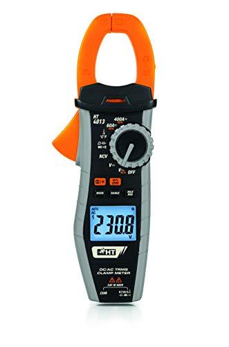 HT-Instruments 1010220 HT4013 Digitale Stromzange 0,01A bis 400A AC/DC