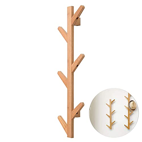 Hat Rack, Coat Rack Wall Supports Over 120 lbs...