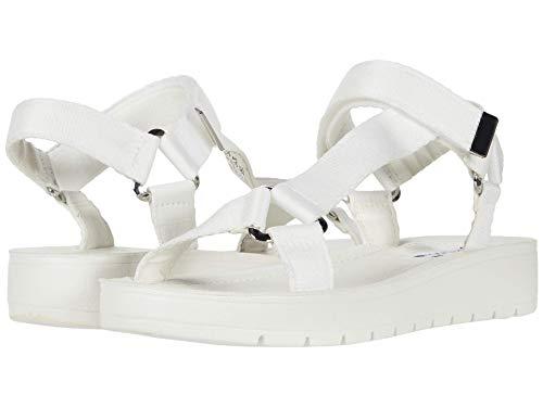 Steve Madden Calexico Sandal White 7.5 M
