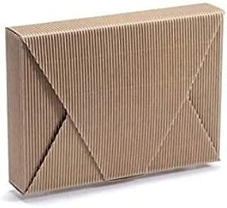 Fosly Scatola Portaoggetti con Coperchio Set di 4 Scatola Trasparente Contenitore in Plastica