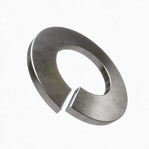 Spiralförmige Federscheiben FederringDIN 127 Rostfreistahl A2 V2A (M12) x20
