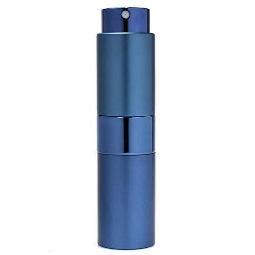 15ML Perfume Spray Bottles Portable Mini Refillable Atomizer Bottles Small Aftershave Sprayer for Liquid Dispenser (Blue)