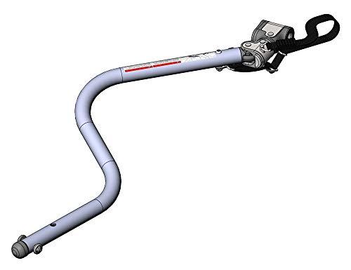 Croozer Unisex– Erwachsene Deichsel-3092016927 Deichsel, weiß, One Size