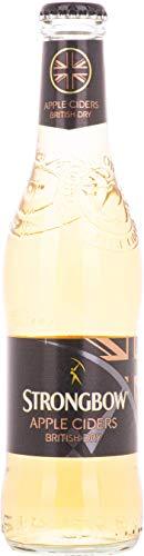 Strongbow Apple Ciders British Dry 5% Vol. 0,33 l