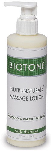 Buy Cheap Biotone Nutri-Naturals Products Massage Lotion, 8 Ounce
