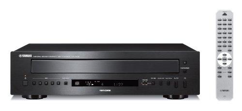 Yamaha CD-C600BL 5-Disc CD Changer Black