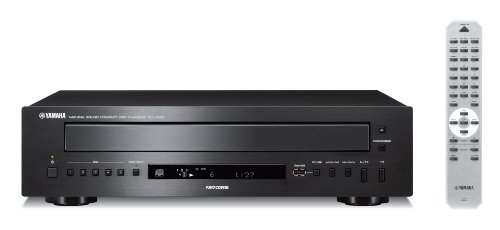 Yamaha CD-C600BL 5-Disc CD Changer Black