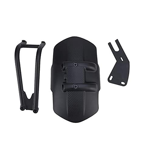 Guardabarros para neumáticos de Motocicleta para Z650 Z750 Z800 Cubierta Trasera Guardabarros Trasero Z900 VERSYS-X300 Fender Splash Guard Protector 750800900 (Size : 28mm)