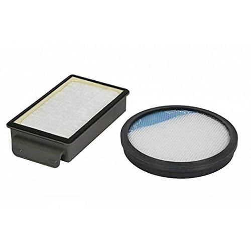 WPLHH Home Limpieza 2+2 Kit de filtro ajuste para Rowenta Cyclonic RO3731EA reemplazo Partes de aspirador ZR005901 filtro repuestos