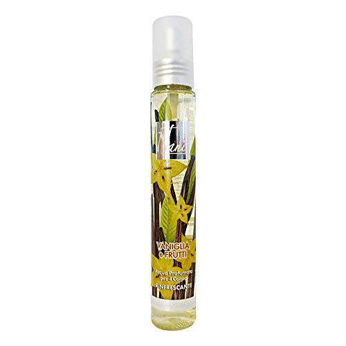 Vaniglia e Frutti Acqua profumata 75 ml