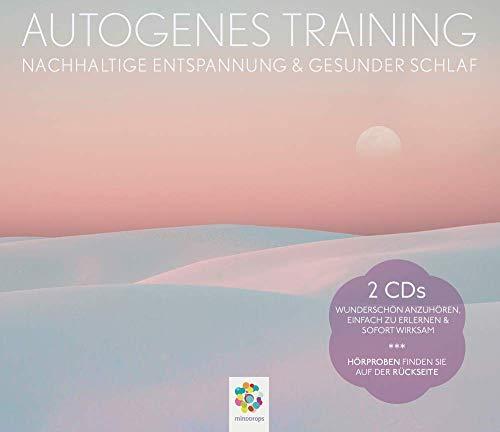 AUTOGENES TRAINING * Nachhaltige Entspannung und gesunder Schlaf * Doppel CD