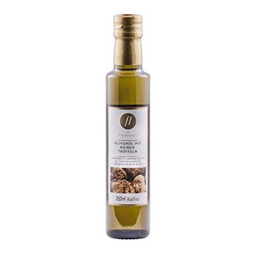 Feinkost Luigi - Trüffelöl aus weißen Trüffeln (250ml)