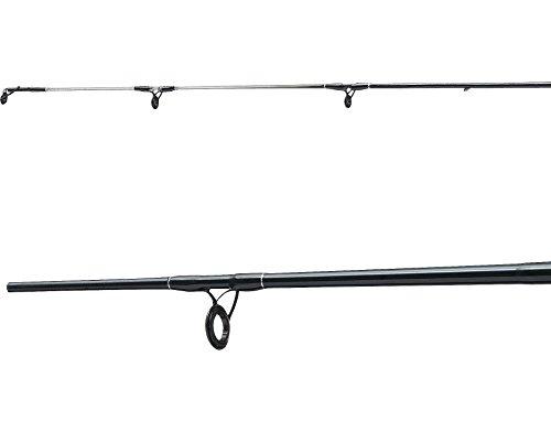Fladen – Peluche desmontable (1,95 m/6,4 pies) 2 piezas de caña de pescar de mar y barco (clase de 30 – 50 libras) – ideal para agua dulce o deportes de mar [12 – 1619501]