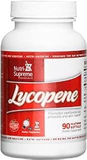 Nutri-Supreme Research Lycopene (Lyc-O-Mato) 15 Mg - 90 Vegetarian Softgels