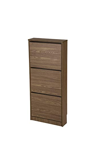 TOP KIT | Mueble Zapatero Congo 50AB - 54 x 123 x 16.5 | Roble