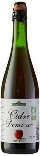 Côteaux Nantais Cidre Demi-Sec 750 ml - Bio
