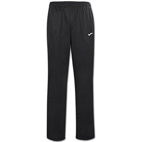 Joma Cannes II Pantalon Largo Deportivo, Hombre, Negro, L