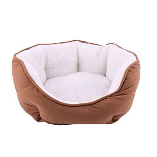 BEAAE-net Kennel winter warm en comfortabel huisdier nest kleine hond bank bed gratis wassen vier seizoenen universele huisdier bed