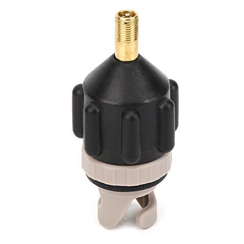 Fockety Adaptador de válvula de Tabla de Surf Sup Adaptador de Bomba de Aire Resistente a Alta presión Adaptador de válvula Conector de convertidor de Bomba de Aire Conector de válvula Durable para