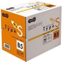 αエコペーパー タイプS B5 1箱(2500枚:500枚x5冊)