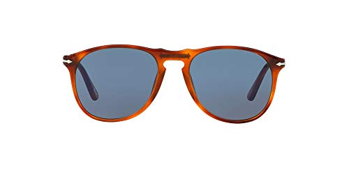 Persol Vintage Celebration Gafas de sol  Marrón (Havana/Blue)  52 Unisex-Adulto