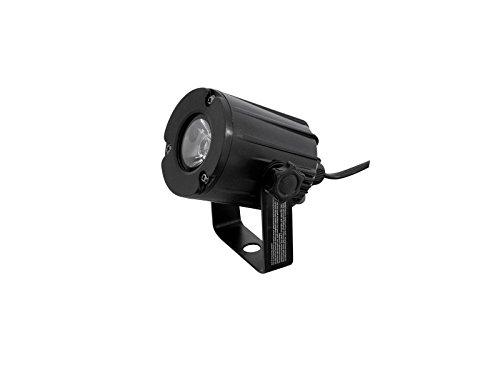 Eurolite LED PST-3W 3200K Spot | Eng abstrahlender Pinspot mit 3-Watt-LED in Warmweiß | Perfekt für die Beleuchtung von Discokugeln geeignet