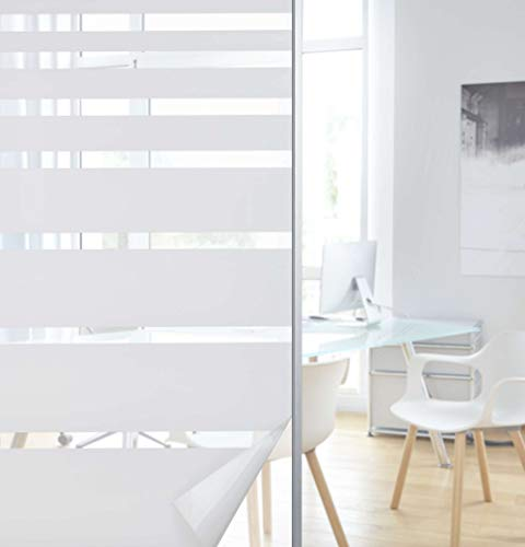 Klemmfix Streifen Sichtschutzfolie, 67x200