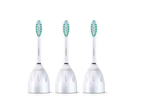Price comparison product image Genuine Philips Sonicare E-Series replacement toothbrush heads,  HX7023 / 64,  3-pk