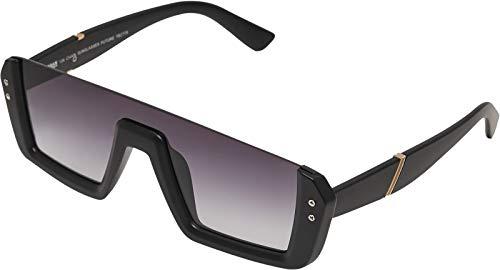 Urban Classics 106 Chain Sunglasses Future Occhiali, Nero, Taglia Unica Unisex-Adulto