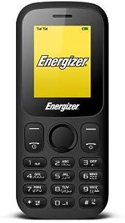 Energizer Energy E10 Feature Phone, 32 MB RAM, Dual Mini Sim - Black