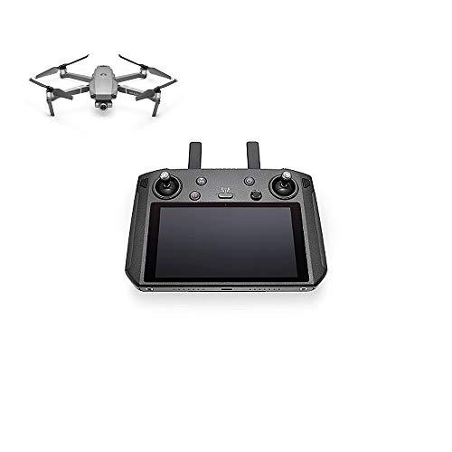 DJI Smart Controller - Radiocomando Smart per Drone DJI Mavic 2 con Microfono e Altoparlante, Display da 1080p e 5,5 Pollici Ultra-Luminoso, Trasmissione OcuSync 2.0, Aumenta Esperienza di Volo - Nero