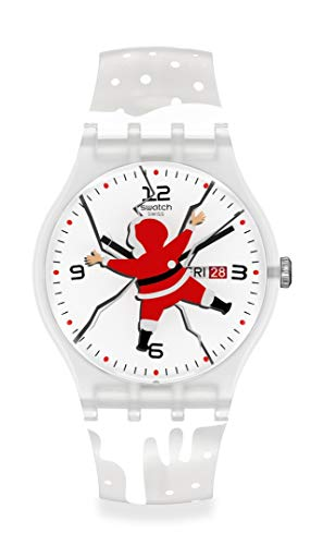 Swatch Special Christmas 2020 – Suoz717 – Hoouch – Nuevo