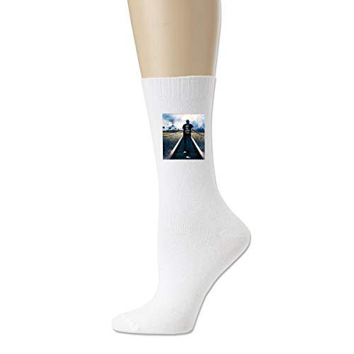 Murda Beatz Tour 2019 Round Neck Cotton Socks Socks For Men Women