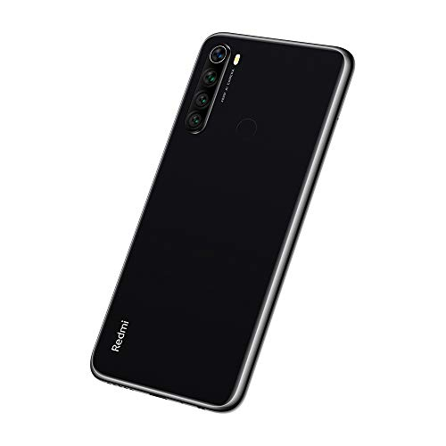 Xiaomi Redmi Note 8 Space Black 6,3