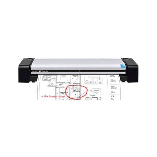 Read About Contex 5300D001001A SD ONE 36IN SCANNER