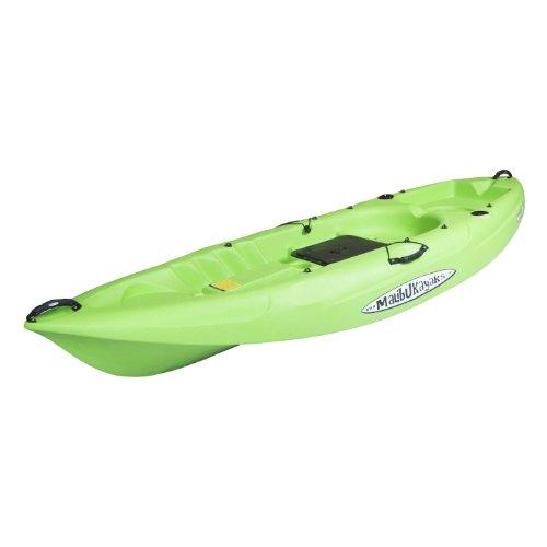 Malibu Kayaks Mini-X Recretional Model Sit on Top Kayak, Lime