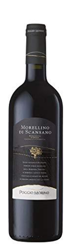 POGGIO MORINO MORELLINO WEIN VON SCANSANO DOCG 75 CL