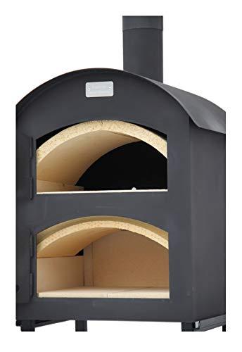 Sparset Ramster - Horno de leña, horno para pizzas, horno de pan, completamente equipado y con accesorios
