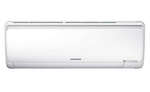 SAMSUNG Unidad Interior de climatización, Tipo Mural Gama R-5400,Frio 2,5 3,2 kW, Bianco, 9000+9000