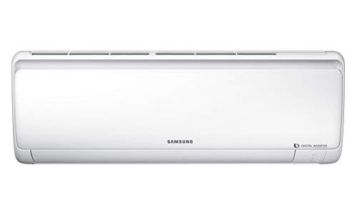 Samsung Clima AR09RXFPEWQNEU+AR12RXFPEWQNEU+AJ040NCJ2EG/EU Quantum Maldives Dual Split Climatizzatore, 9000+12000 BTU, Bianco