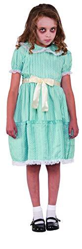 Forum Novelties Kids Creepy Sister Costume, Multicolor, Small