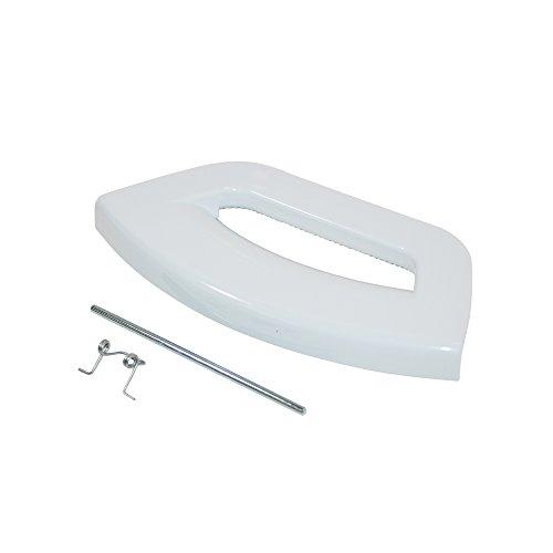 GENUINE HOTPOINT Washing Machine White Door Handle Kit C00285747