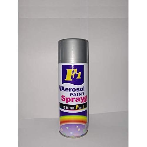 F1 Aerosol Spray Paint (Silver)