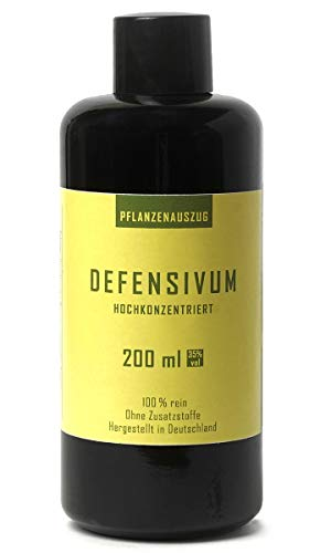 Defensivum Pflanzenauszug 200 ml - Einjähriger Beifuß/Katzenkralle 1:1 Pflanzenauszug