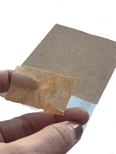NEW Wundercover 2.0: 2-Haut Abdeckung für Tattoos und Narben Pflaster-Schutz für Fersen in Hautfarben