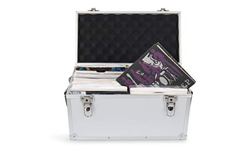 Acc-Sees Pro Vinyl 45 draagtas - Vinyl Record Opbergdoos 100 x 7