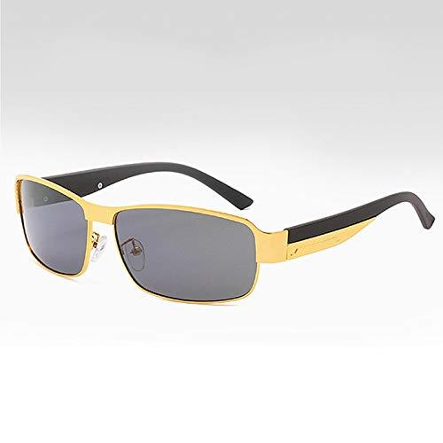 Astemdhj Gafas de Sol Sunglasses Gafas De Sol Fotocromáticas Polarizadas para Hombre, Gafas De Camaleón para Conducir, Gafas De Sol con Cambio De Color para Hombre, Visión NocturnAnti-UV