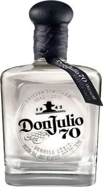Don Julio Cristalino marca DON JULIO
