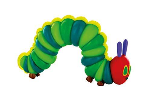 Bullyland 41500 - Spielfigur, Raupe Nimmersatt, ca. 5,6 cm groß, liebevoll handbemalte Figur, PVC-frei, tolles Geschenk für Jungen und Mädchen zum fantasievollen Spielen